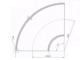 Детали трубопроводов биметаллические
